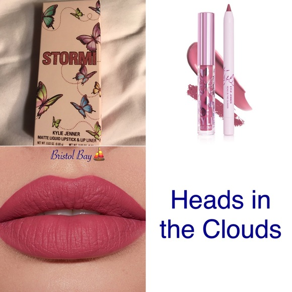 Kylie Cosmetics Other - Kylie Head in the Clouds Lip Kit